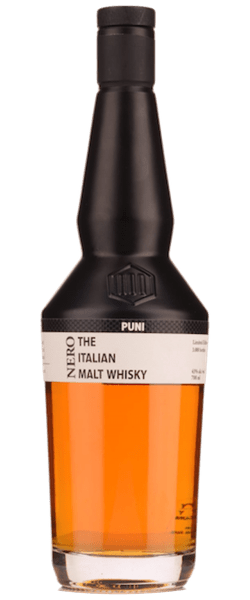 Puni Nero 3 Year Old Italian Malt Whisky (700ml)