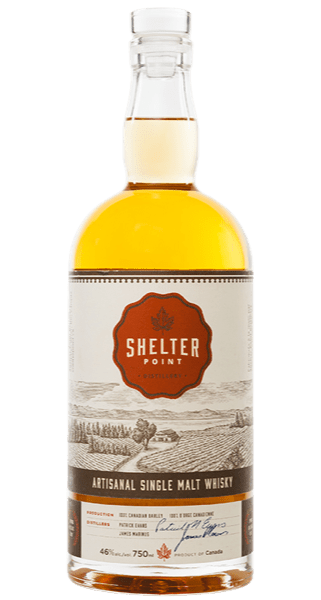 Shelter Point Single Malt (750mL)