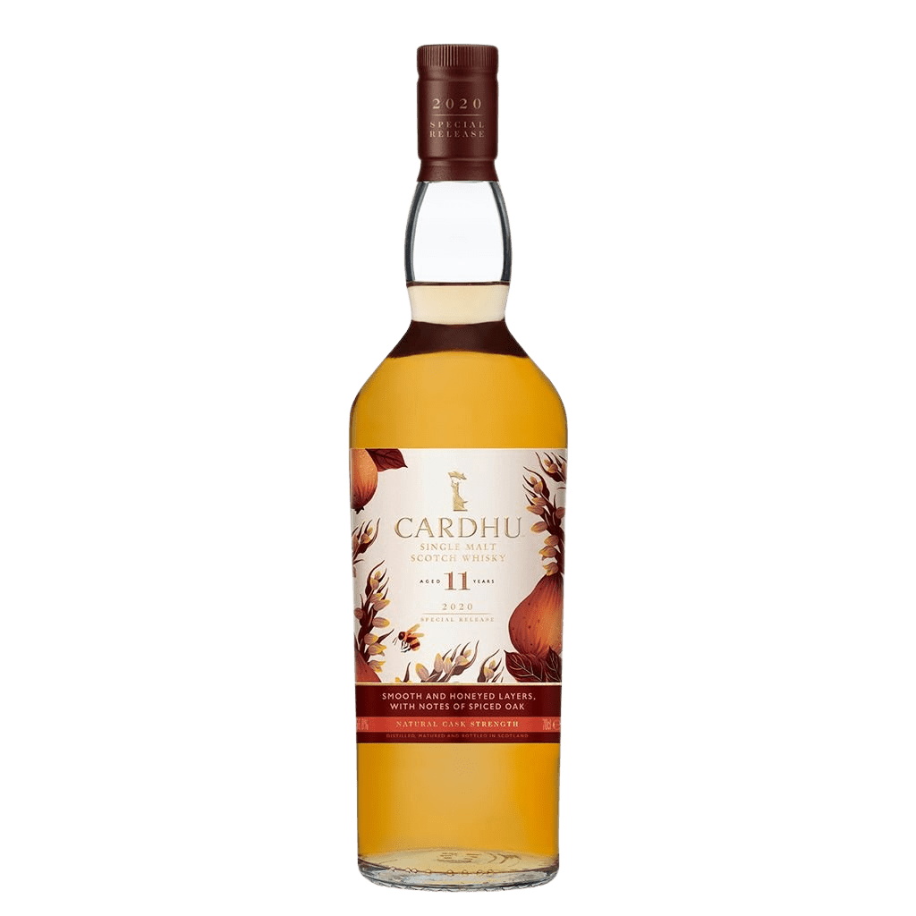Cardhu 11 Year Old Single Malt Scotch Whisky Special Release 2020 (700ML)