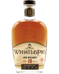 WhistlePig 10 Year Old Straight Rye Whiskey (750ml)