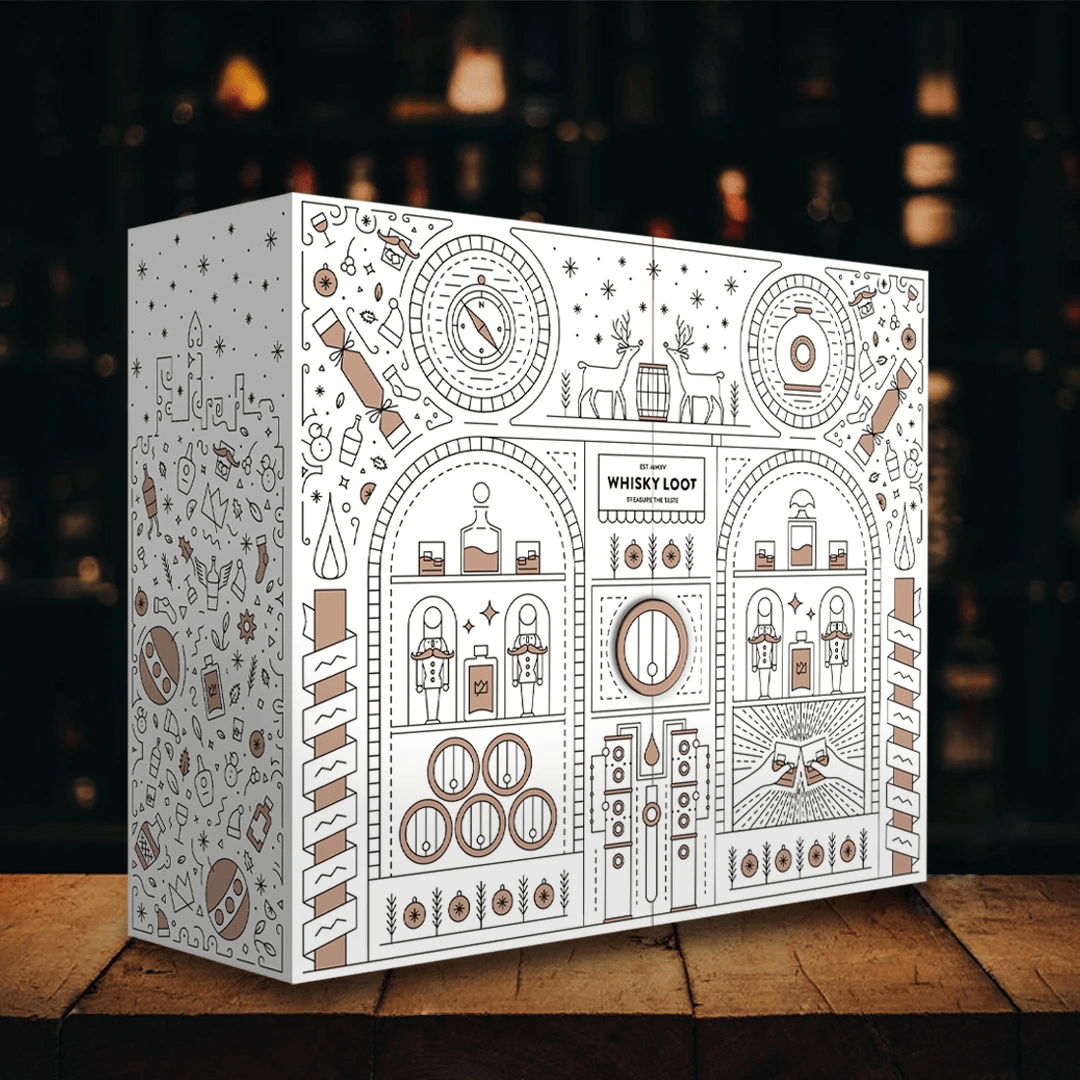 Whisky Loot Advent Calendar (2020)
