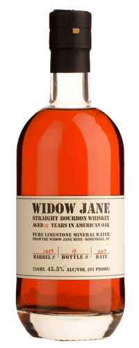 Widow Jane 10 Year Old Bourbon Whiskey (750mL)