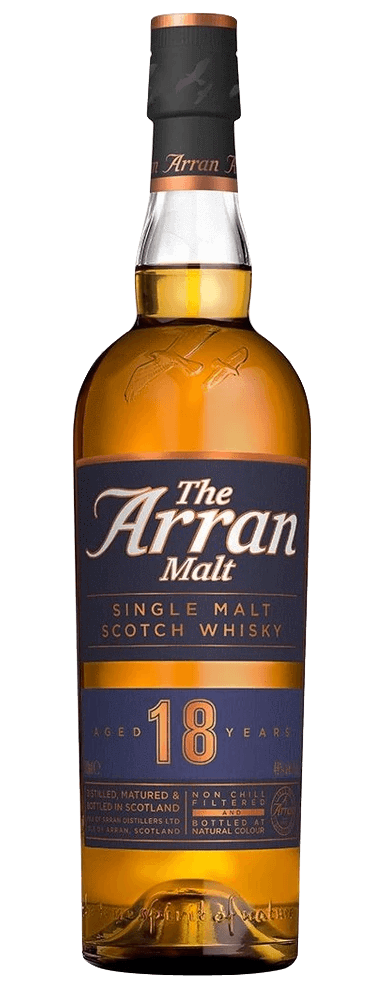 The Arran 18 Year Old (700mL)