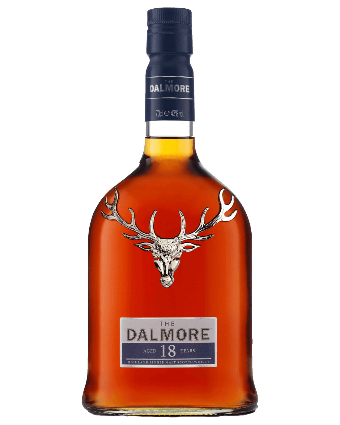 The Dalmore 18 Year Old Single Malt Scotch Whisky (700mL)