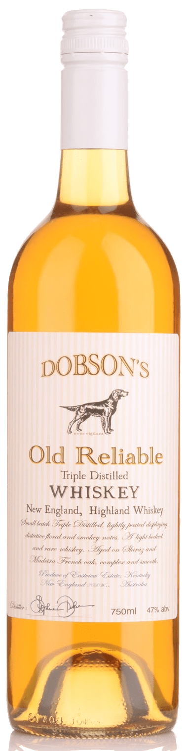 Dobson's Old Reliable Triple Distilled Whiskey (750ml)