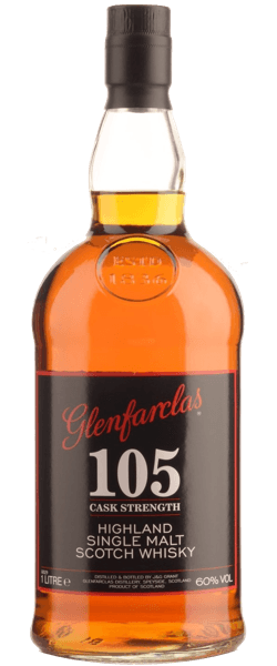 Glenfarclas 105 Cask Strength Scotch Whisky (1000mL)