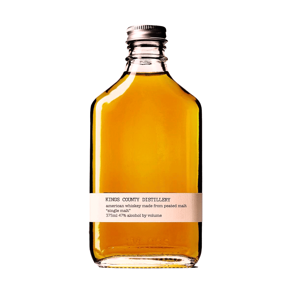Kings County Single Malt American Whisky (375ml)