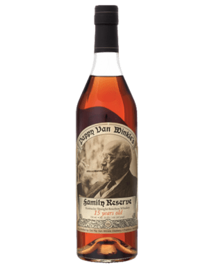 Pappy Van Winkle's 15 Year Old Kentucky Straight Bourbon (750mL)