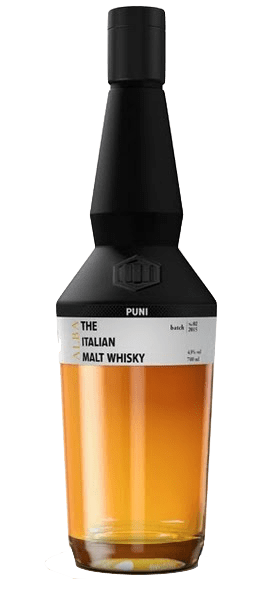 Puni Alba 3 Year Old Italian Single Malt Whisky (700ml)
