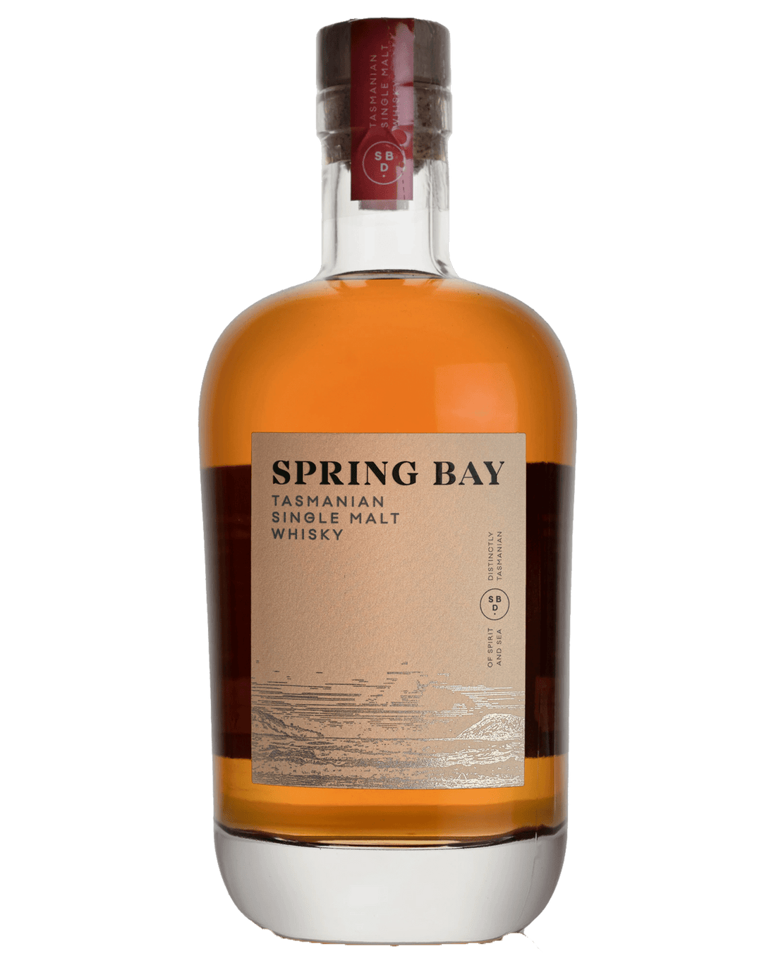 Spring Bay Sherry Cask Single Malt Australian Whisky (700ml)