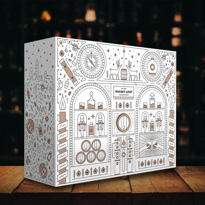 Whisky Loot Advent Calendar Pre-pay and save