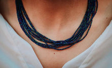 Dainty Multistrand Necklace Collection