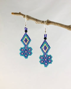 Tiny Sparkle Drop Earrings Collection