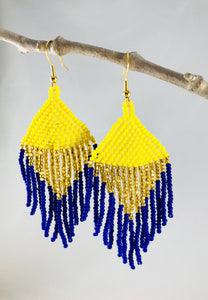 You Had Me At Hello Fringe Earrings Collection
