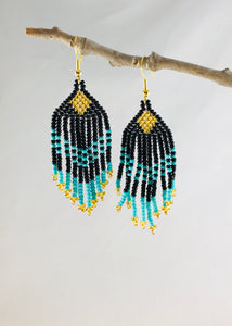 Diamond Tassel Earrings Various