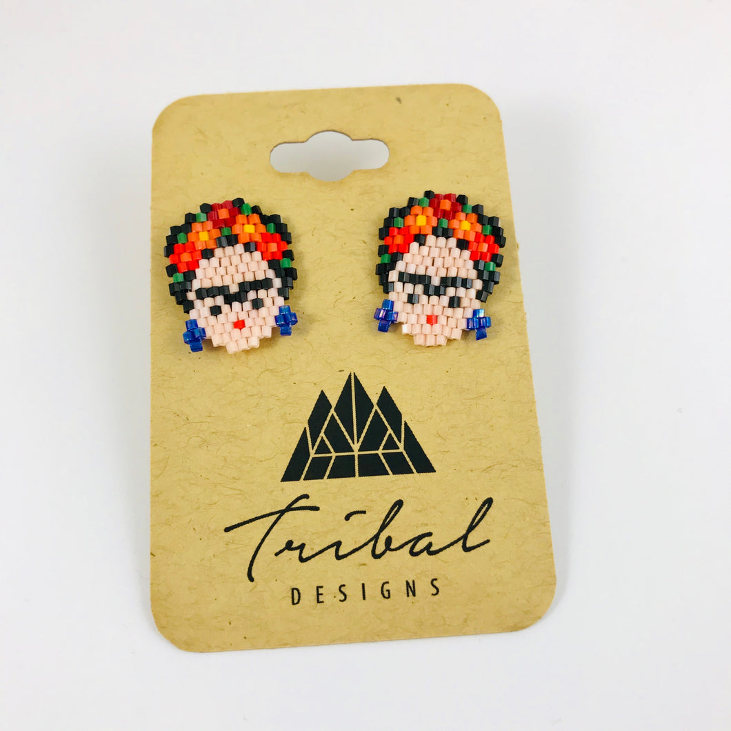 Frida Stud Earrings Collection