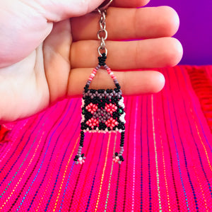 Asstd Beaded Keychains Collection