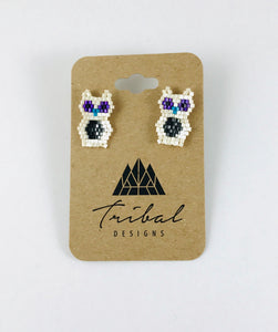 Tiny Owls Stud Earrings Collection
