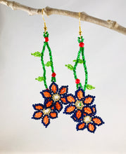 Dangling Blooms Earrings Collection