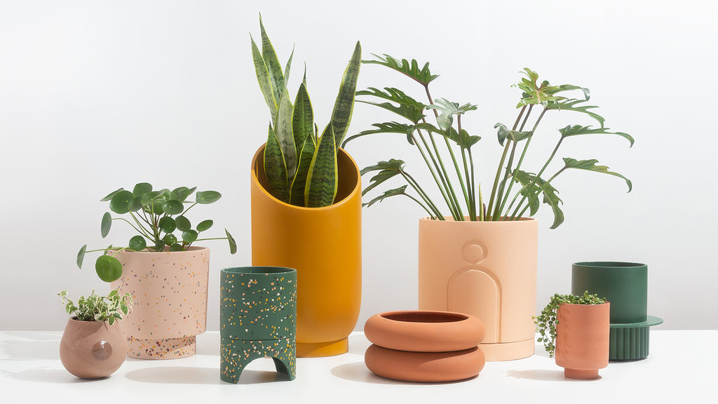Newmade LA Triangle Wall Planters