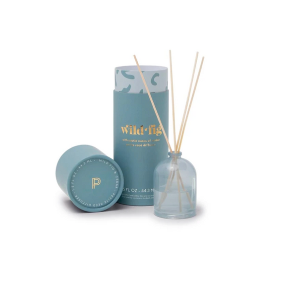 Tinted Glass Reed Diffuser