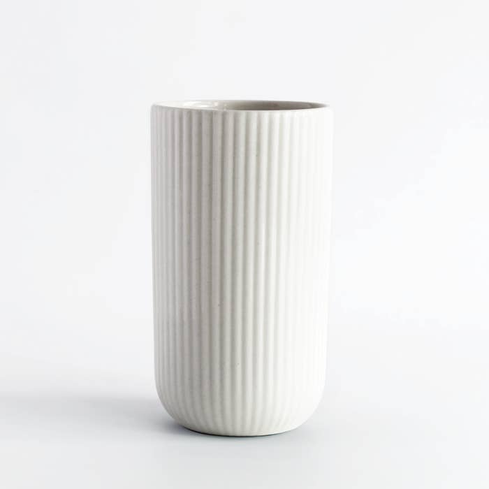 Latte Cup in White
