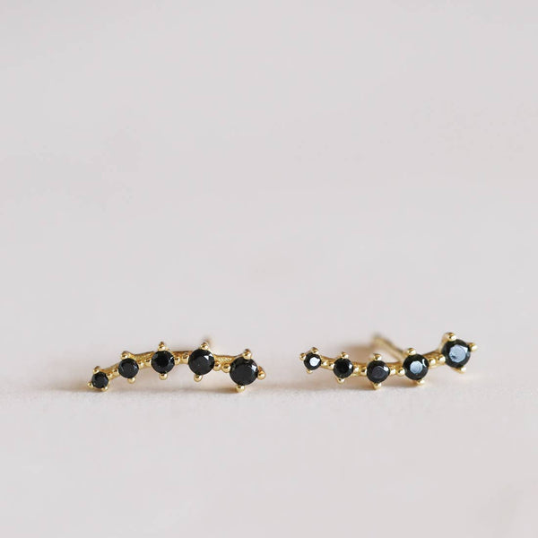 Stone Crawler Earrings