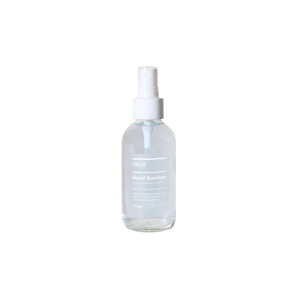 Bergamot + Chamomile Hand Sanitizer Spray