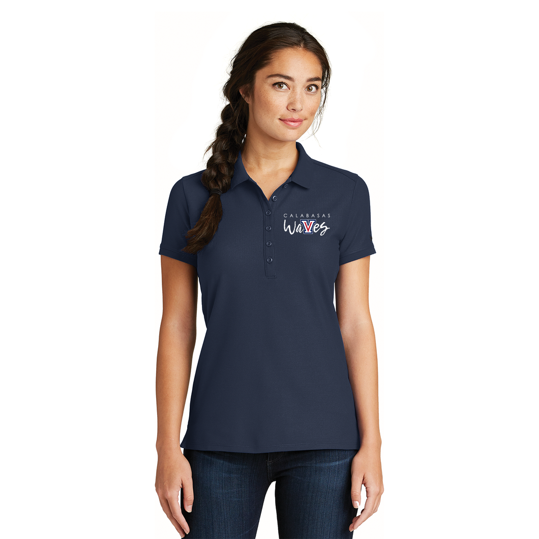 Ladies Waves Ultra Soft Polo