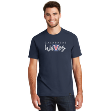 Load image into Gallery viewer, New Era® Unisex Heritage Blend Crew Tee