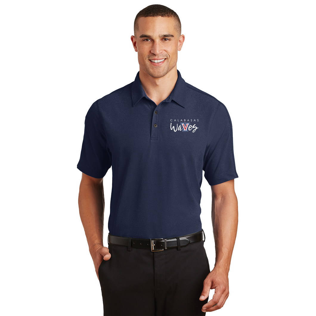 Mens Waves Ultra Soft Polo