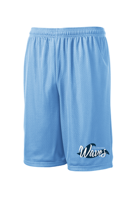 YOUTH & ADULT MESH SHORTS