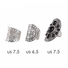 Load image into Gallery viewer, Boho Style | Ringen set
