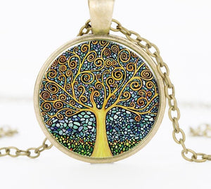Playfull Tree of Life | Medaillon