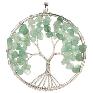Prosperity Aventurijn | Tree of Life ketting