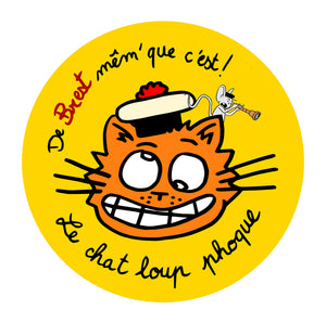 Le Chat loup phoque