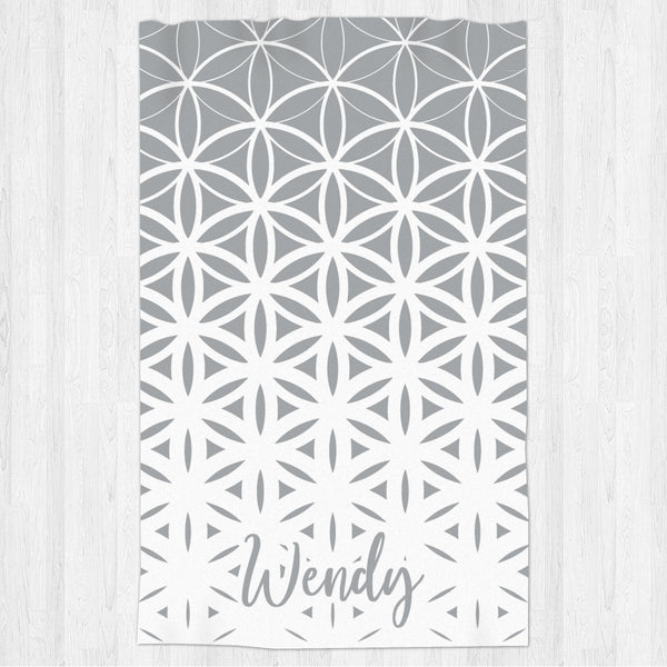 Flower of Life Blanket