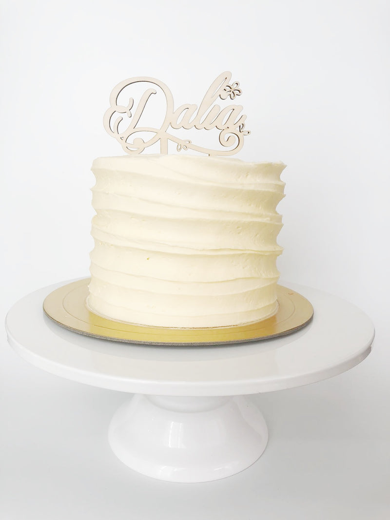 Meadow Caketopper