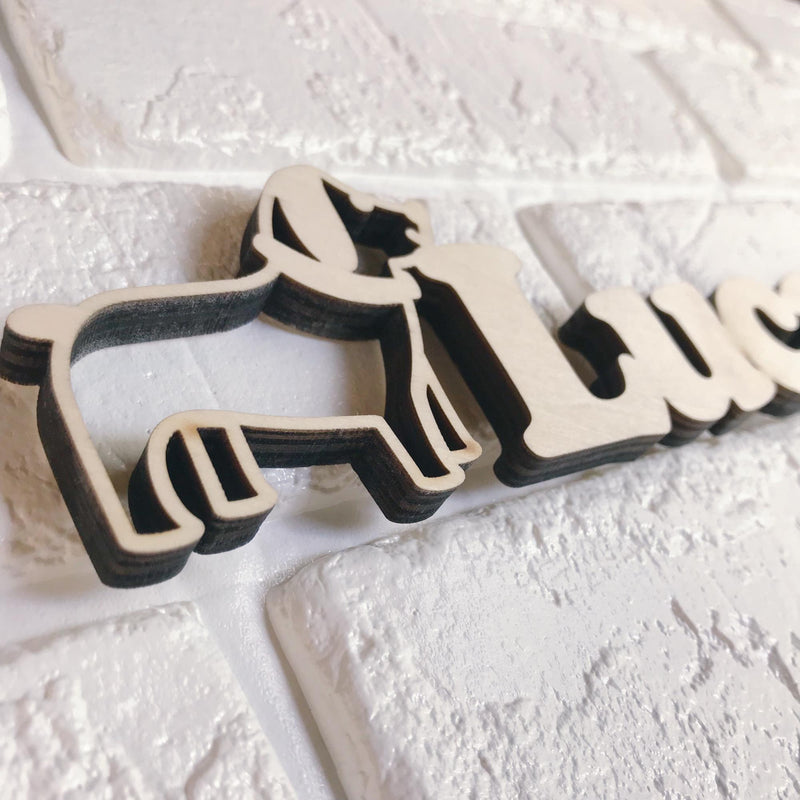 Doggy Name Sign