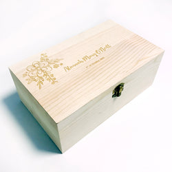 Meadow Keepsake Box