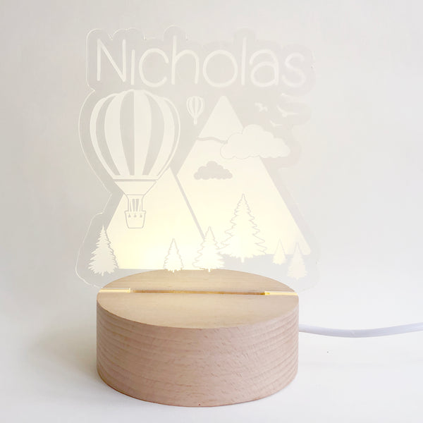 Little Explorer Nightlight
