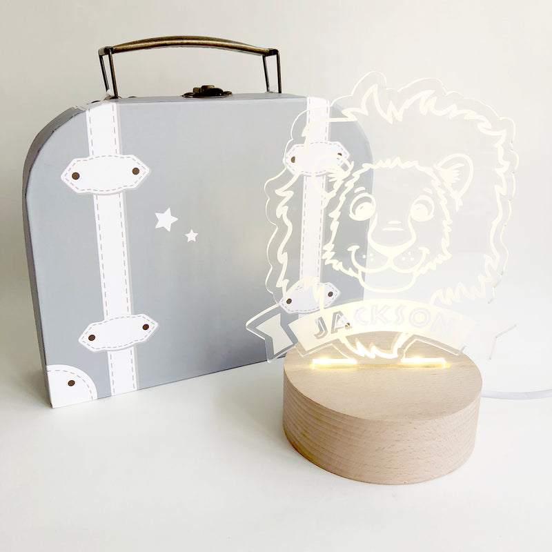 Little Lion Nightlight