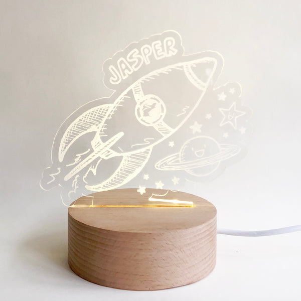 Galaxy Smiles Nightlight
