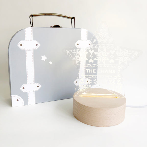 Nordic Star Nightlight
