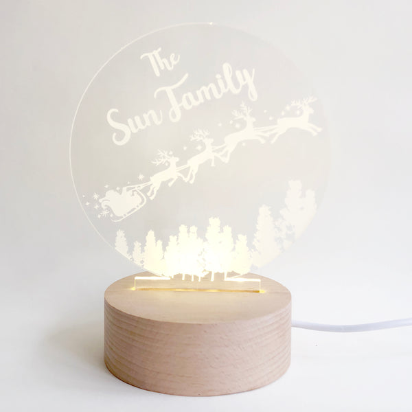 Winter Wonderland Nightlight