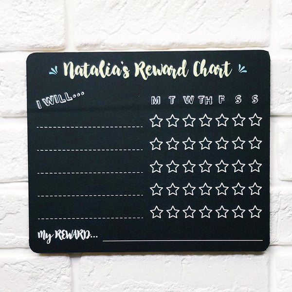 Classic Weekly Reward Chart