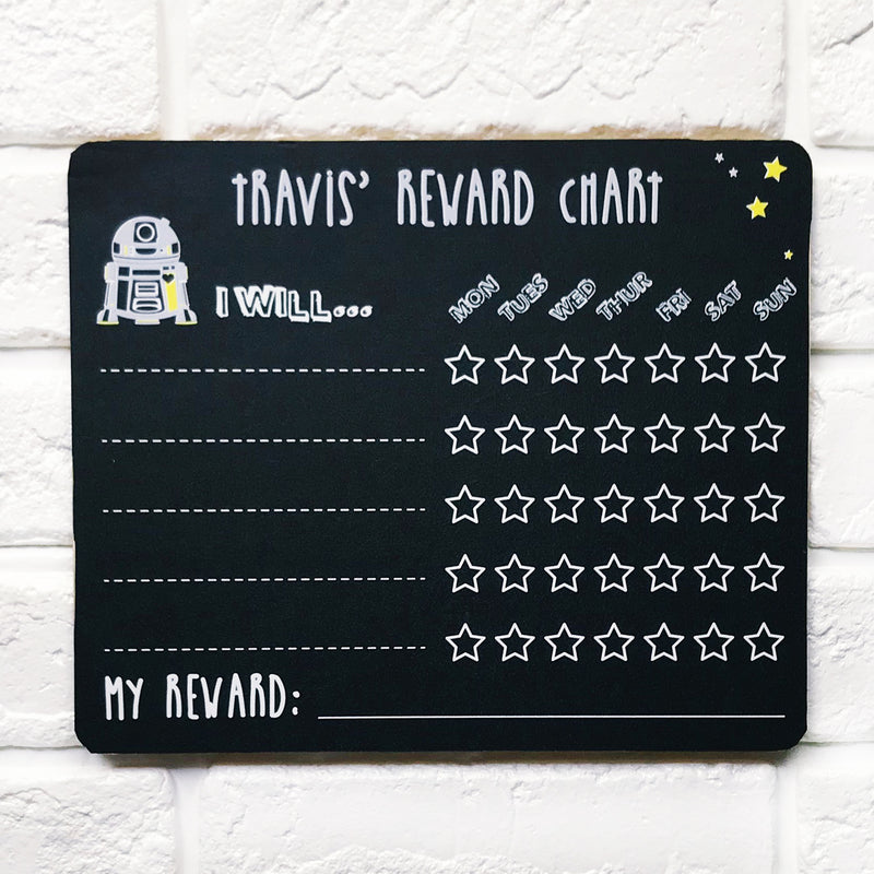 R2 Cute Weekly Reward Chart