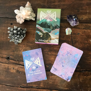 Discounted Mystic Rebel Oracle Deck