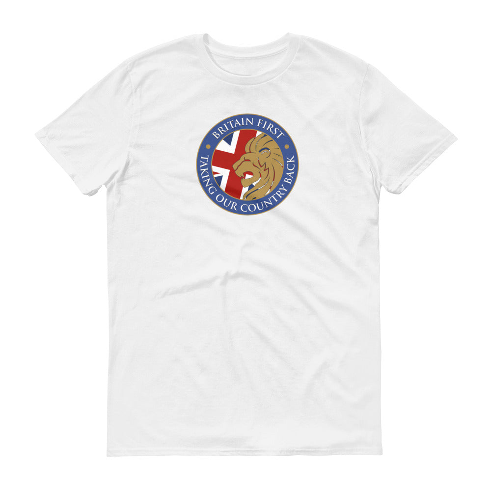 Britain First Women's T-Shirt