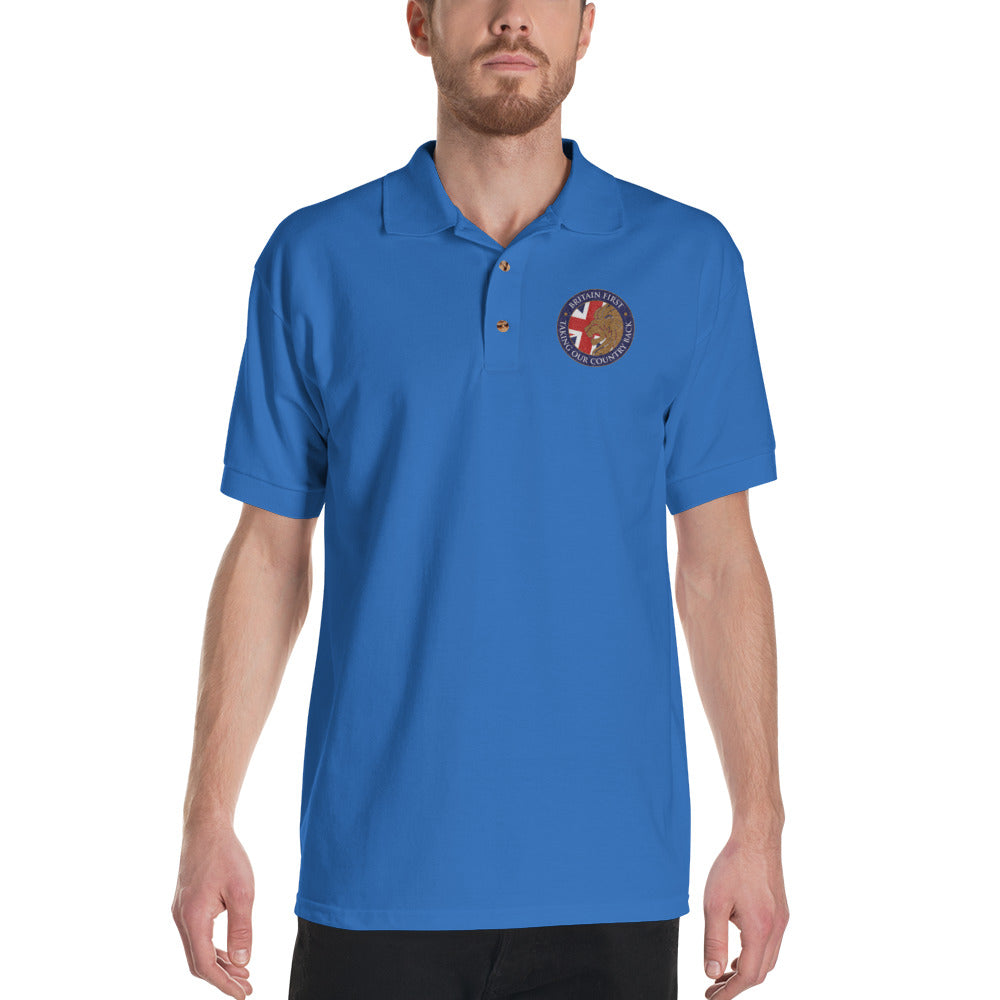 Britain First Polo Shirt